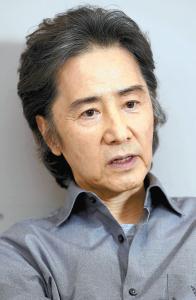 田村正和の声がすれと激老はガン?