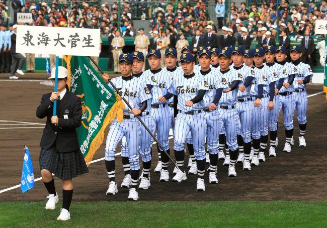 東海大菅生野球部2017年のメンバーや部員数は?監督や寮や一年生も!