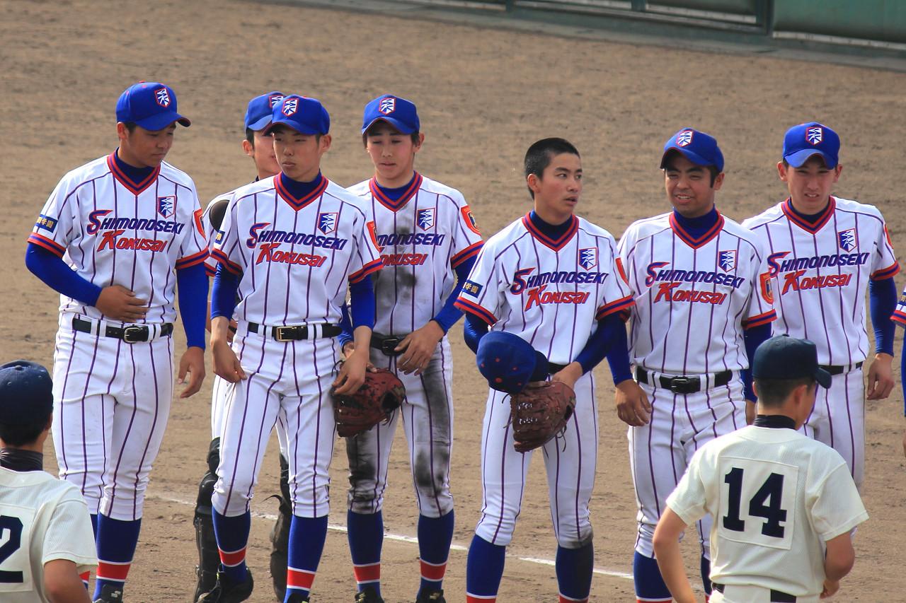 下関国際高校野球部2017年のメンバーや監督は?岸田や浜松に注目!