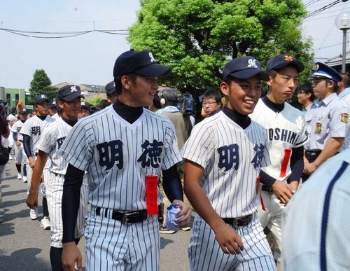 明徳義塾高校野球部2017年メンバーや寮生活や人数は?プロ野球選手も!