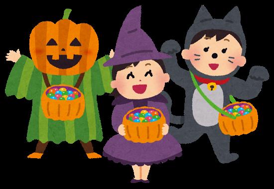 ハロウィンのコスプレ2017!子供が喜ぶディズニーの手作り方法とは?