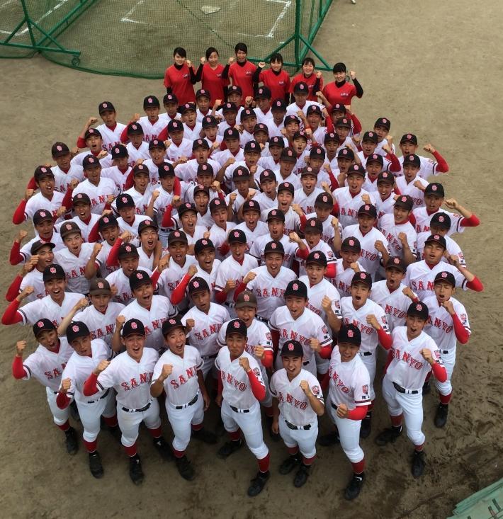 おかやま山陽高校野球部2017年メンバーや出身中学は?堤監督や大江も!