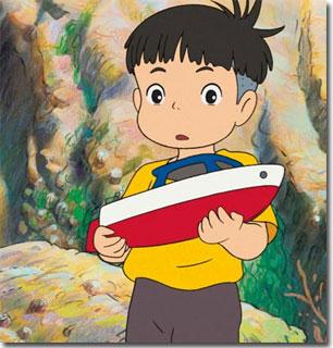 ポニョのそうすけの声優は誰?そうすけの髪型や漢字やお母さんも調査!