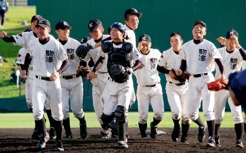 駒大苫小牧野球部2018の監督やメンバーやベンチ入りは?出身中学も調査!