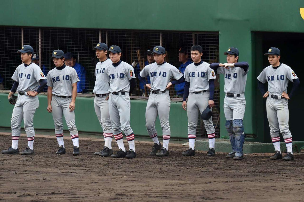 慶應義塾高校野球部2018の監督やメンバーは?グランドや寮と髪を調査!