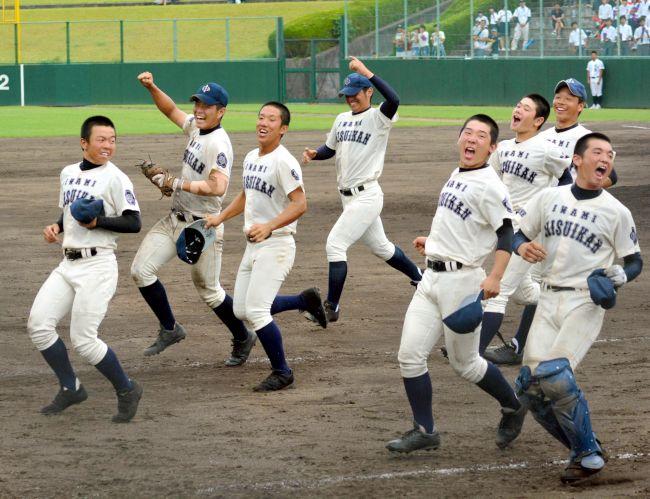 石見智翠館野球部2018年メンバーや監督は?水谷や進路にも注目!