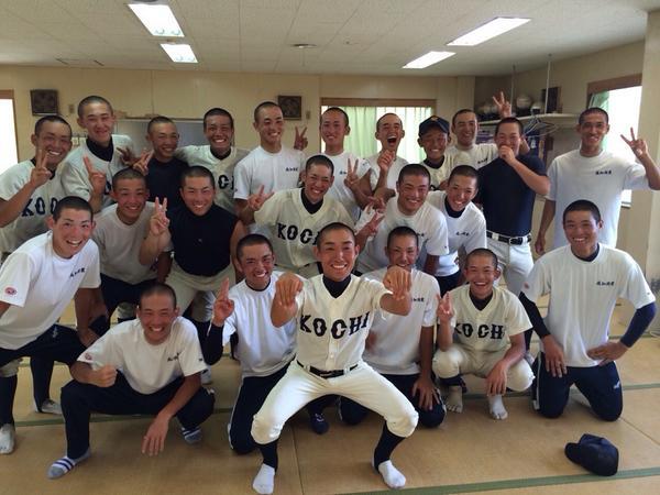 高知商業高校野球部2018年メンバーは?上田監督や北代や部長も調査!