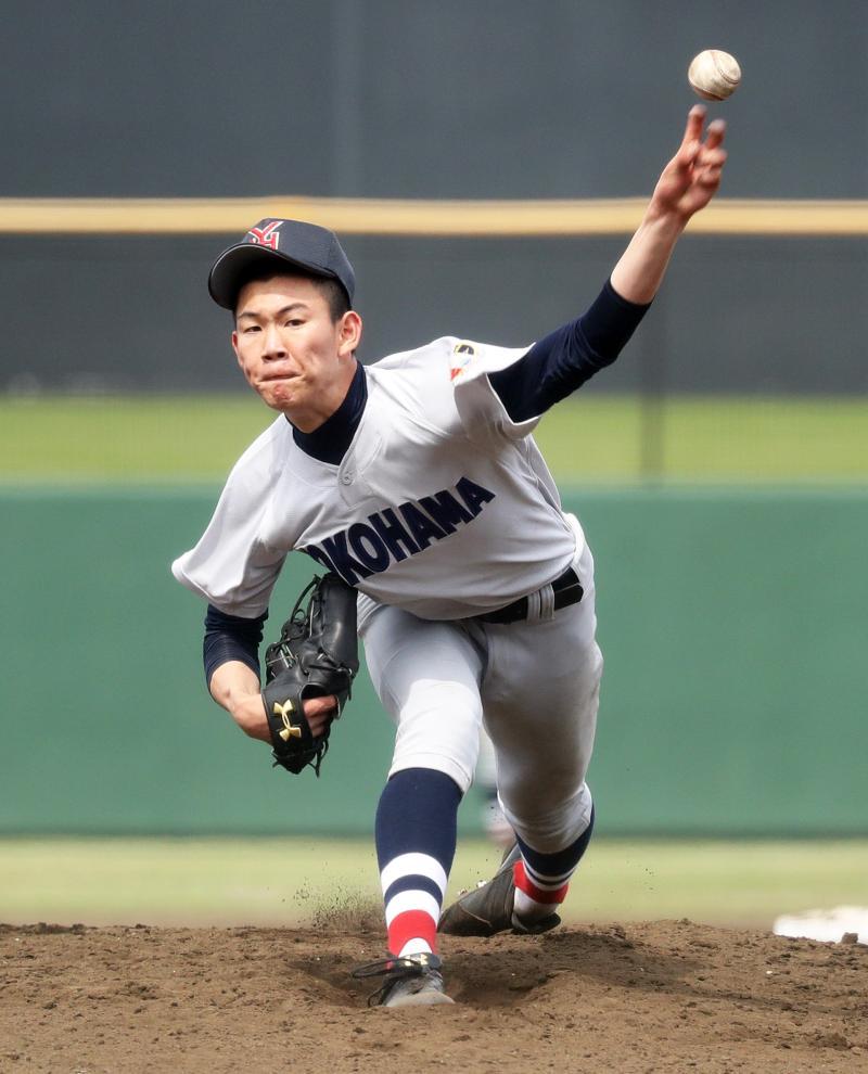 及川雅貴の身長や体重は?球速や球種などの高校時代の記録を調査!