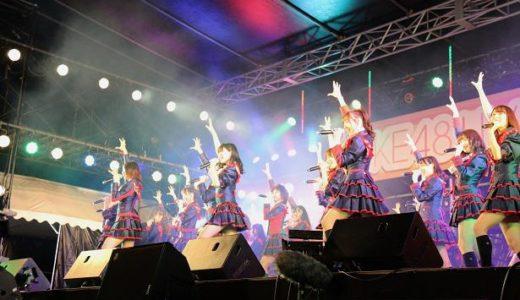 SKE48 LIVE in LAGUNAの動画を無料で見る方法!配信日もチェック!