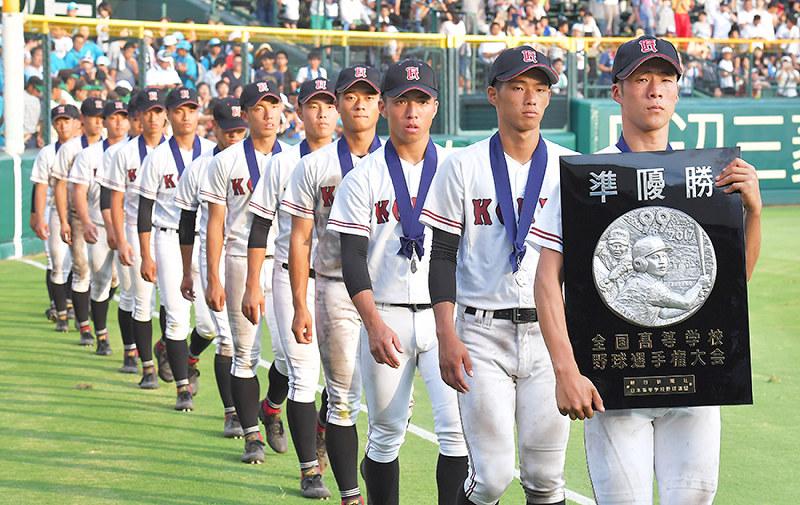 広陵高校野球部OBのプロ野球選手は?寮やグラウンドと部員数も調査!