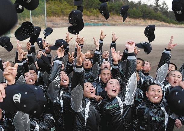 津田学園野球部の寮やグラウンドは?部員数や練習も調査!