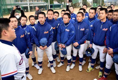 井本自宣監督(福知山成美)の経歴と野球指導法は?嫁や子供も調査!