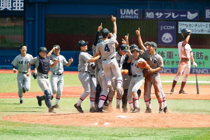 慶応義塾高校野球部の寮やグランドは?部員数や練習もチェック!