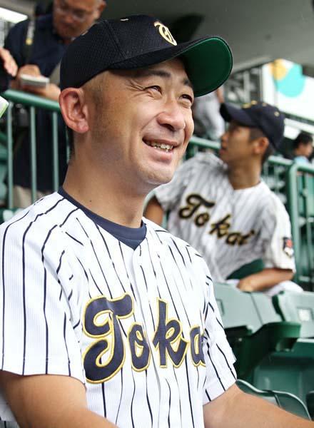 大脇英徳監督(東海大札幌)の経歴や野球指導法は?嫁や子供も調査!