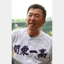 米沢貴光監督(関東一)の経歴について!嫁や子供と野球指導法も調査!